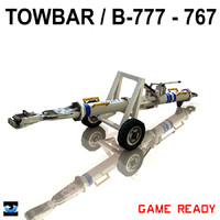 3d towbar b 777 -