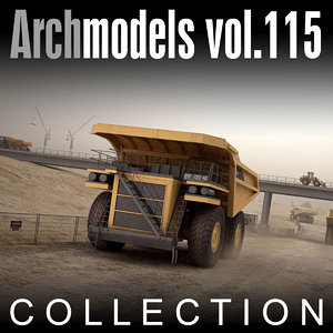 archmodels vol 115 c4d
