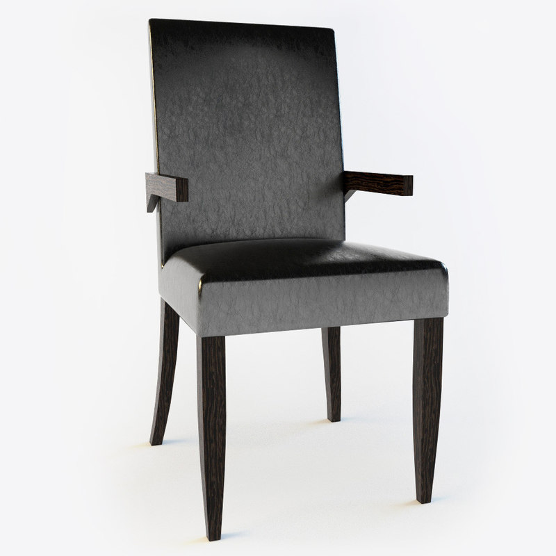 baker - paparazzi arm chair max