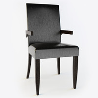 Baker - Paparazzi arm chair
