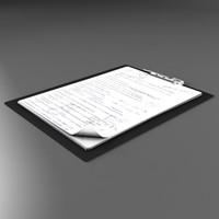 Folder note