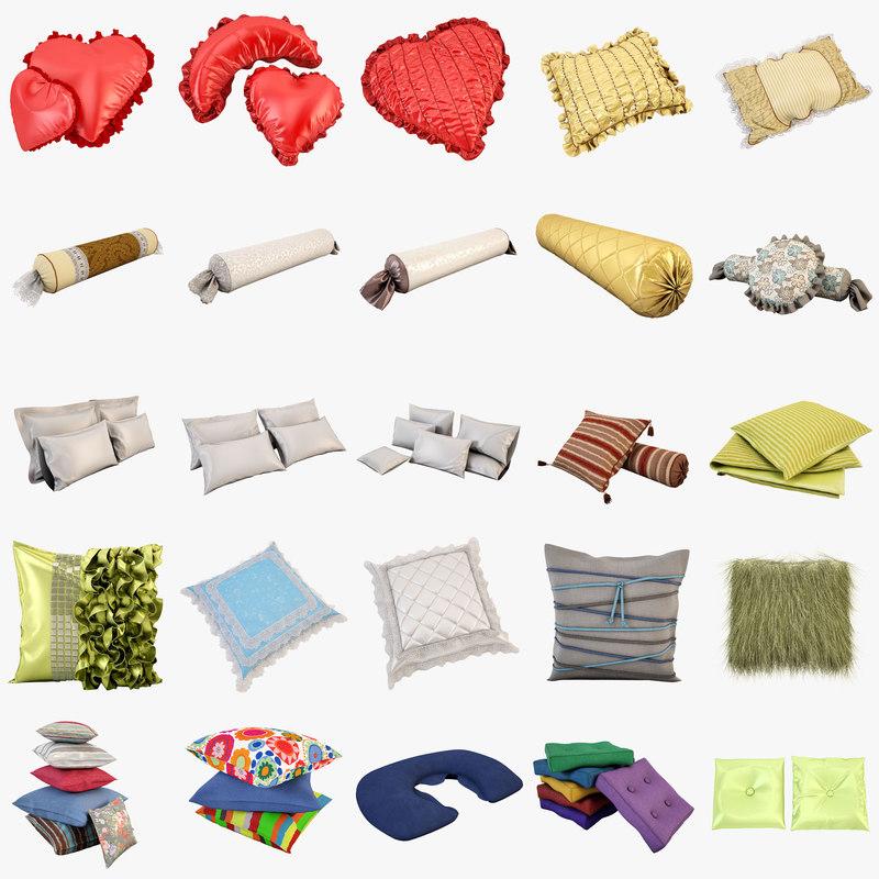 pillows max