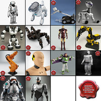 Robots Collection 8