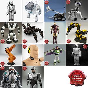 c4d robots 8