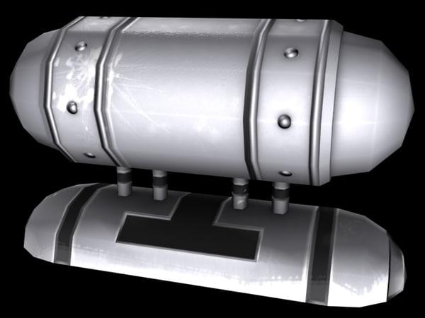 metroid - reserve tank max