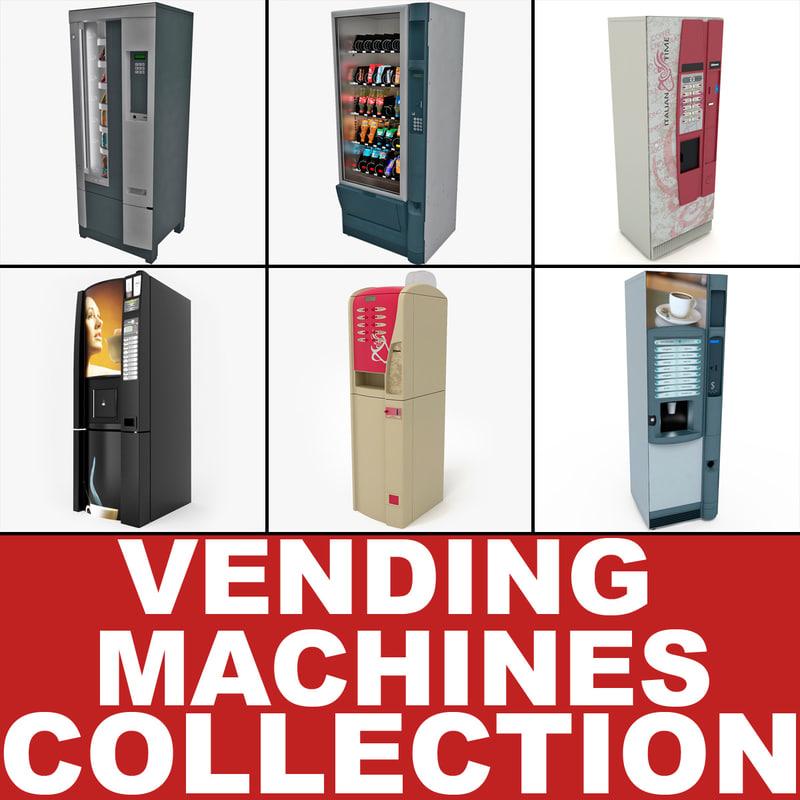 vending machines 2 3d 3ds