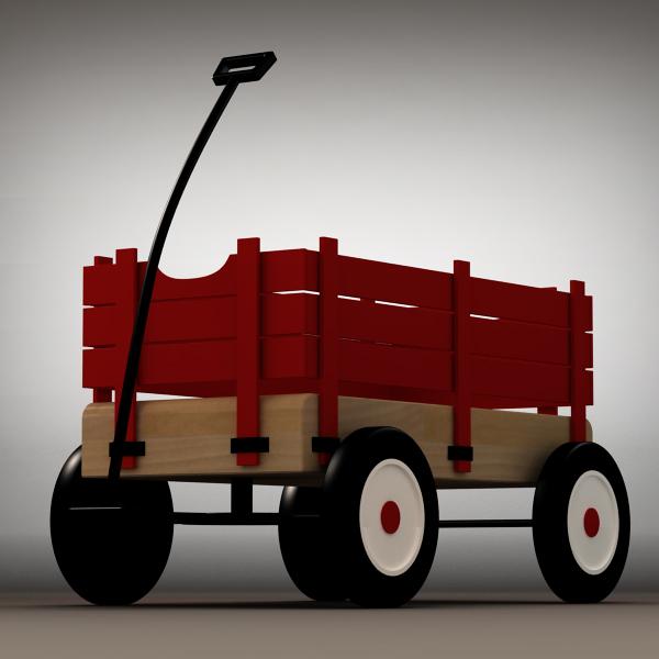 toy wagon max