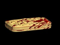 bloody mattress