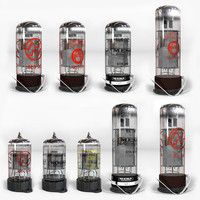 Vacuum Tubes Collection 1
