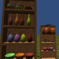 Pottery Prop Pack