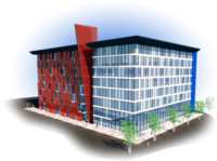 RedSpike Office Block