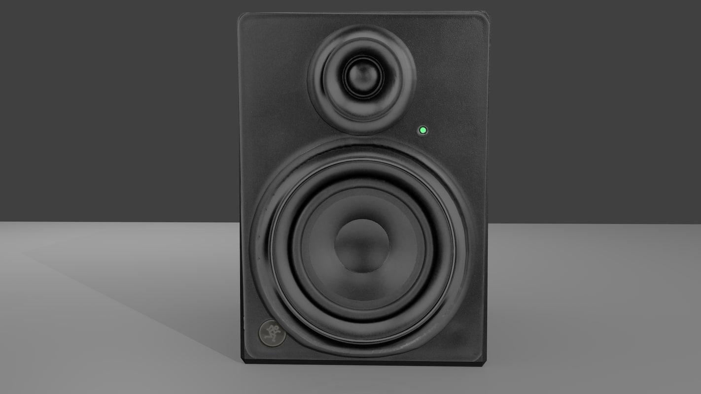 3d model mr5mk2 85 watts