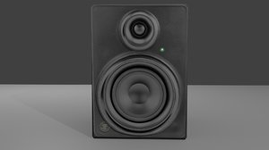 3d model mr5mk2 85 watts