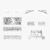 3d details stuccos