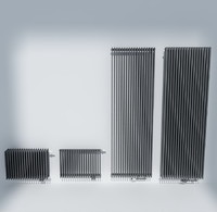 radiator heating metrum 3d max