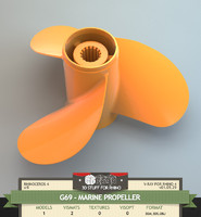 G69-MarinePropeller