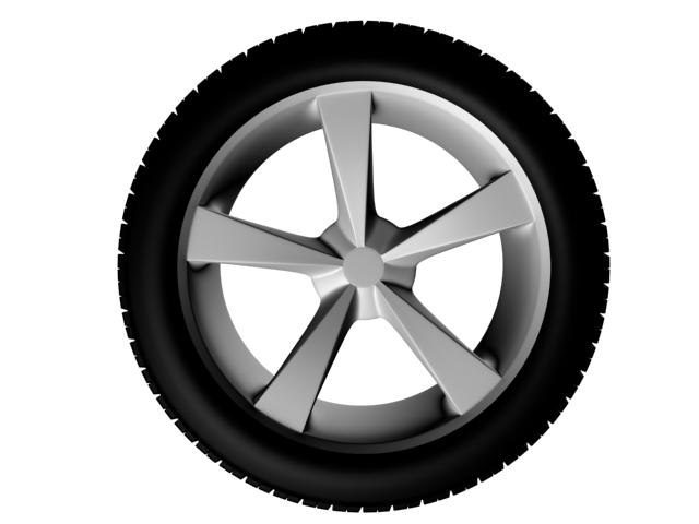 free max mode car rim