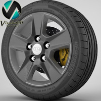 Wheel Kia 6