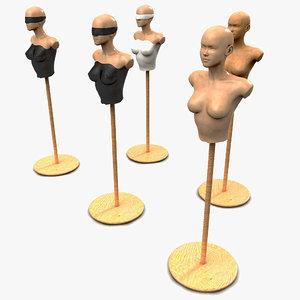 obj mannequin shop