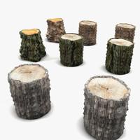 stump 3d max
