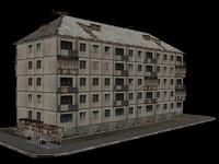 house ussr 3d model