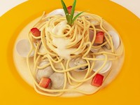 14_Spaghetti with clams