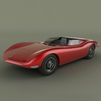Chevrolet Corvair Monza SS