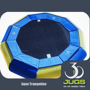 3ds max aqua trampoline
