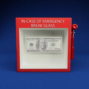 3d emergency box