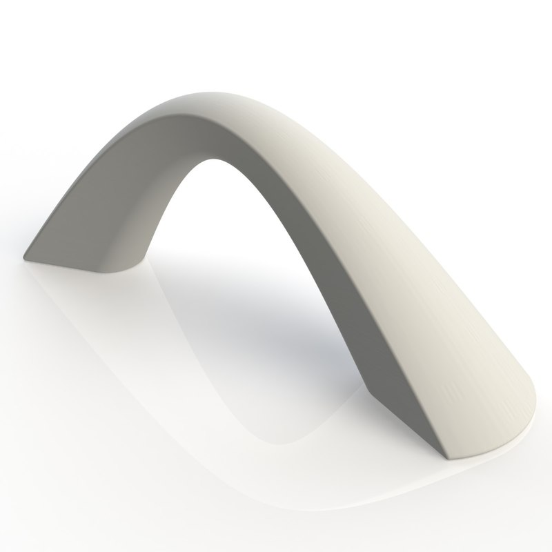 3d model furniture handle