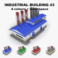 Medium industrial building 43