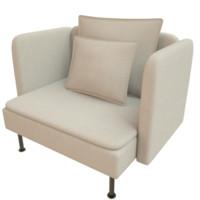 IKEA Soderhamn armchair
