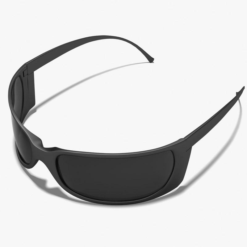 3d sunglasses arnette model