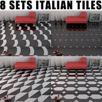 3d floor ceramic