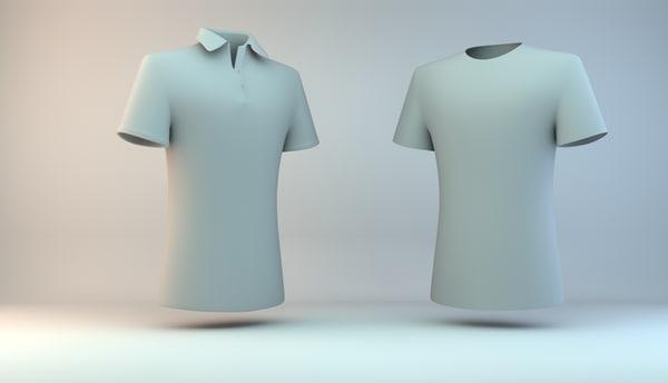 3d polo shirt t-shirt