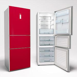 3d haier refrigerator