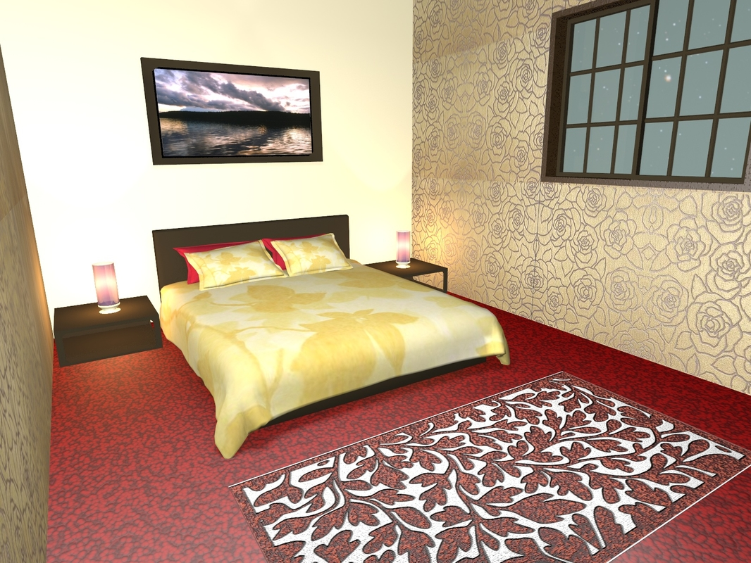 home furniture 3d max