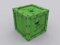 max iron crate