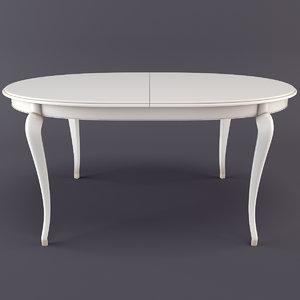 giorgio casa t52 table 3d max