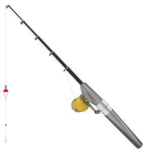 max rod ice fishing