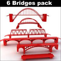 6 Bridges pack