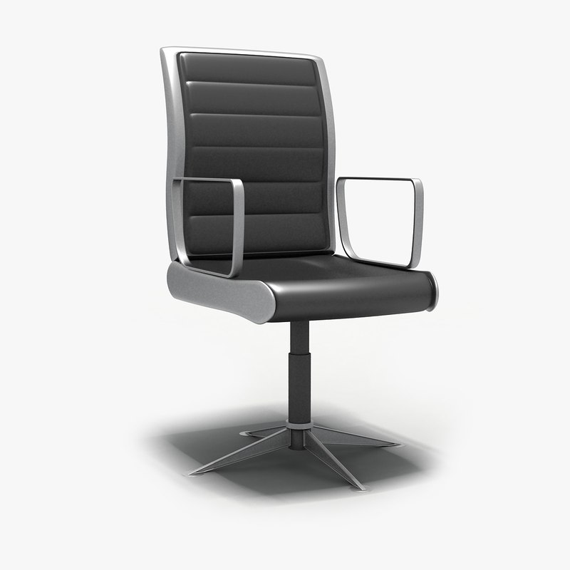 office modern chair 3d max