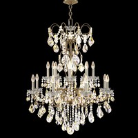 Schonbek  New Orleans 3659  classic crystal chandelier