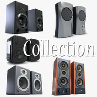 Speakers Collection 1