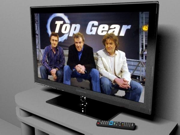 lcd tv samsung 40 3d max