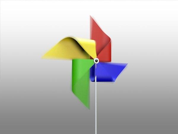3d model windmill