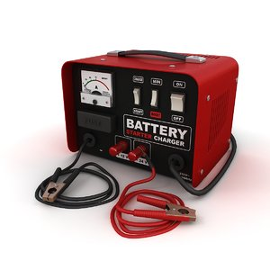 max battery charger starter