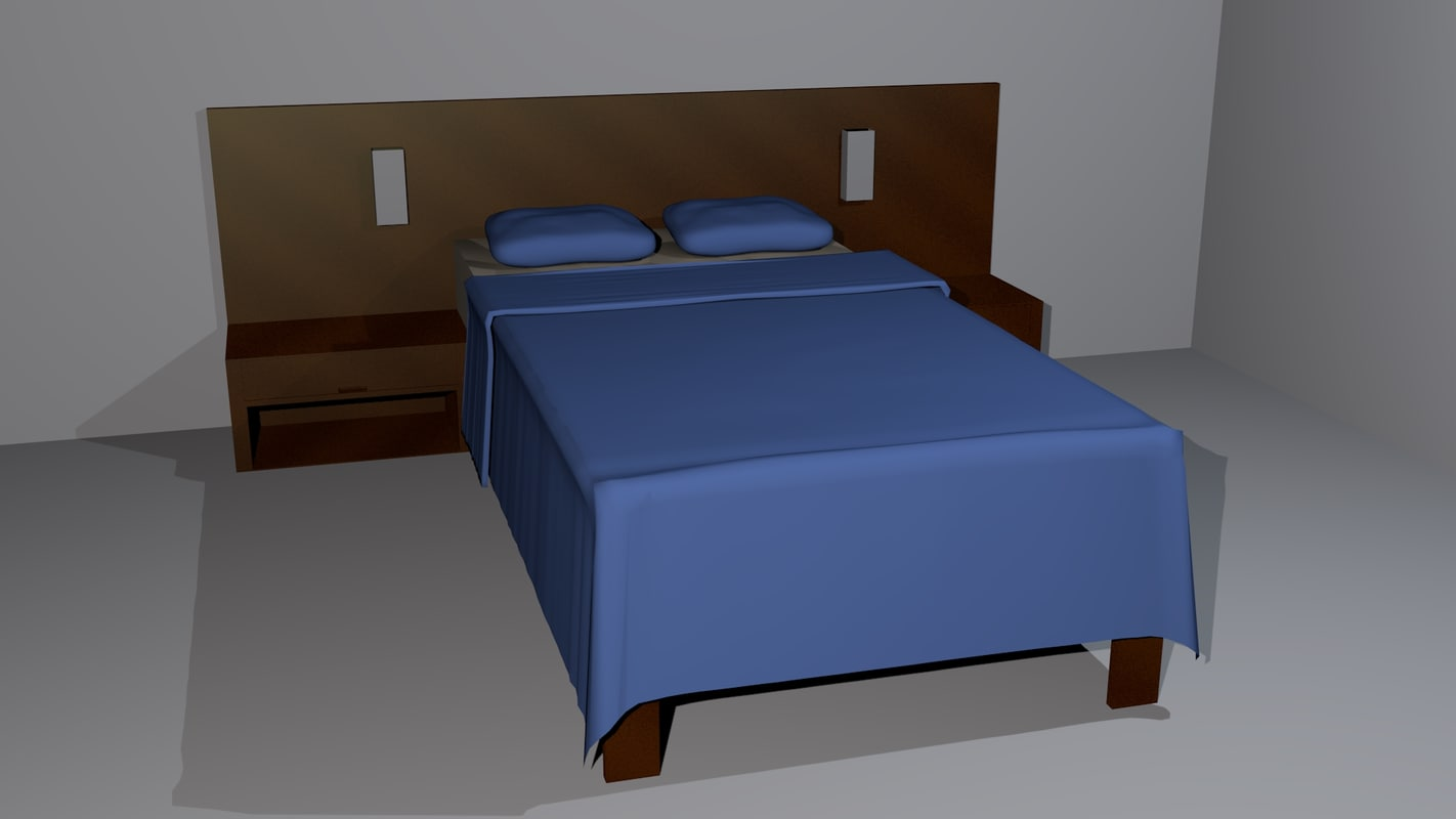 3ds bed
