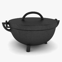 Iron Pot 4