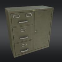 File Cabinet 02
